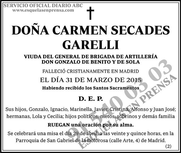 Carmen Secades Garelli